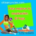 Yoga con Maria Eugenia Restrepo