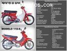 MOTOS Y MOTORCYCLES JIAPENG