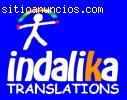 Traductores Español-Inglés-Francés-Itali