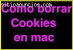 -----Como Borrar Cookies en Mac-Videos T