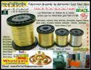 Materiales gold filled 18k para armar bi
