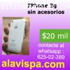 iphone 3G pa repuesto o arreglar barato