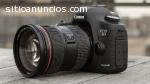 venta Canon EOS 5D III cámara $600 promo