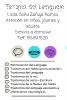 Terapia del Lenguaje Licda. Sofia Zuñiga