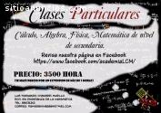 Academia LCM, clases de Mate y Fisica