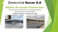 ALQUILER DE LOCALES COMERCIALES