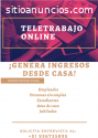 ASISTENTE DE VENTAS (TELETRABAJO)