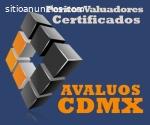 Avalúos CDMX Peritos Valuadores
