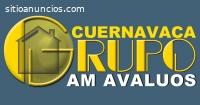 Avalúos Inmobiliarios en Cuernavaca.