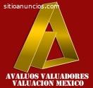Avalúos, Valuadores y Valuación.