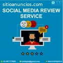 best Social media Review service inIndia