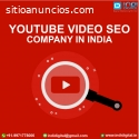 best Youtube video SEO company in India