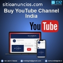 buy youtube channel india