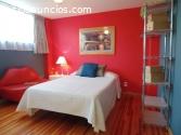 Casa  - Loft Renta Temporal CDMX Sur