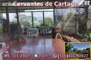 Casa retirada, Cervantes de Cartago