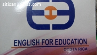 Clases Inglés English For Education