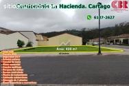 Condominio La Hacienda. Cartago. RONO