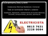 ELECTRICISTA . Info. 88157631