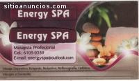 Energy SPA Masajes Relajantes