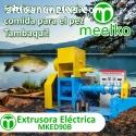Extrusora Meelko  MKED090B peces 300kg