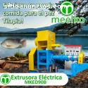 Extrusora Meelko para peces 200Kg