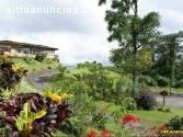 Hotel con vista al lago y Volcán Arenal