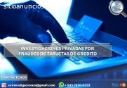Investigación Privada por Fraudes de Ta