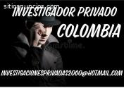 Investigador privado en todo Colombia