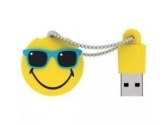 LLAVE MAYA 16GB EMTEC SMILEY WORLD Mr. H