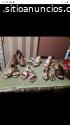 Lote de zapatos nuevos nicaragüenses