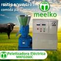 Maquina Meelko pellets MKFD260C elect.