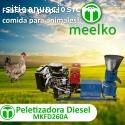 Meelko Peletizadora  balanceado  MKFD260