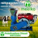 Meelko Peletizadora  balanceadosMKFD200A