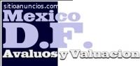Mexico DF Avaluos y Valuadores
