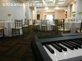 Música En Vivo .- Pianista