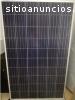 Paneles fotovoltaicos usados como nuevos