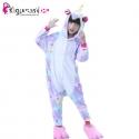 Pijama de Unicornio Estrella Infantil