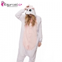 Pijama Unicornio Blanco- Tienda Kigurumi