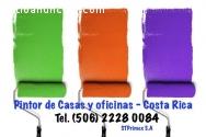 PINTURA DE CASAS, OFICINAS en Costa Rica