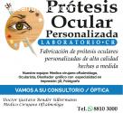 Prótesis Oculares Personalizadas CR