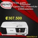 Proyector Epson S41+ PowerLite 3300Lumen