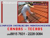 REPARO GOTERAS. Info. 8815 7631