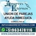 RETORNO DE PAREJA, UNION DE PAREJA