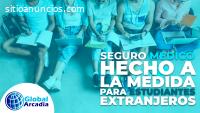 SEGUROS  PARA ESTUDIANTES EXTRANJEROS