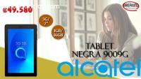 Tablet alcatel negra 9009G