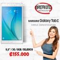 Tablet Samsung Galaxy Tab E 9.6″ SM-T560