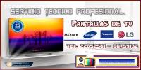 Taller de servicio técnico para pantalla