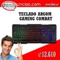 TECLADO ARGOM  GAMING COMBAT