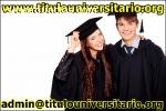 titulos universitario tramites directos