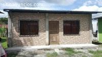 Vendo casa casi en el centro de Guàpiles